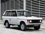 Images of Range Rover 3-door 1970–86