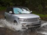 Images of Range Rover Vogue TDV6 AU-spec (L405) 2013