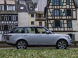 Images of Range Rover Autobiography Hybrid (L405) 2014