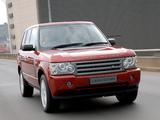 Range Rover Vogue ZA-spec (L322) 2005–09 images