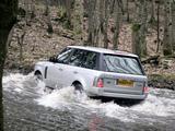 Range Rover Vogue UK-spec (L322) 2005–09 photos