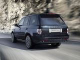 Overfinch Range Rover Vogue (L322) 2009–12 wallpapers