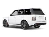 Overfinch Range Rover Vogue GT (L322) 2012 images