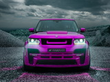 Hamann Range Rover Mystére (L405) 2013 wallpapers