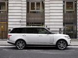 Range Rover Autobiography Black LWB UK-spec (L405) 2014 photos