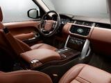 Range Rover Autobiography Black (L405) 2014 pictures