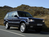 Photos of Range Rover UK-spec 1994–2002