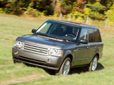 Photos of Range Rover HSE US-spec (L322) 2005–09