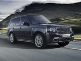 Photos of Overfinch Range Rover Vogue (L322) 2009–12