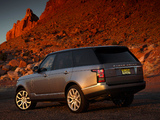 Photos of Range Rover Supercharged US-spec (L405) 2013