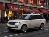 Photos of Range Rover Autobiography Black LWB UK-spec (L405) 2014