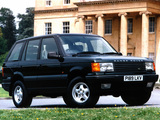 Pictures of Range Rover UK-spec 1994–2002