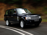 Pictures of Range Rover Supercharged ZA-spec (L322) 2005–09