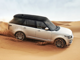 Pictures of Range Rover Autobiography V8 (L405) 2012