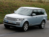 Pictures of Range Rover Hybrid (L405) 2014