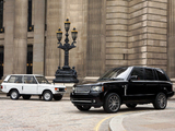Pictures of Land Rover Range Rover