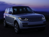 Wallpapers of Range Rover Autobiography Hybrid (L405) 2014
