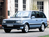 Range Rover UK-spec 1994–2002 wallpapers