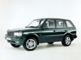 Wallpapers of Range Rover 30th Anniversary 2000