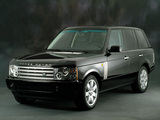 Wallpapers of Range Rover Westminster 2003