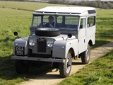 Land Rover Series I 86 Station Wagon 1954–57 photos