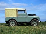 Land Rover Series I 80 Soft Top 1948–54 images