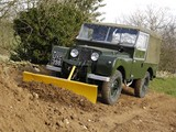 Land Rover Series I 86 Soft Top 1954–57 images