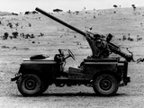 Wallpapers of Land Rover Series II 88 Gunbuggy with 106 mm RCL 1959