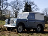 Land Rover Series III 88 Hard Top 1971–85 images