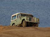 Land Rover Series III 88 1971–85 images
