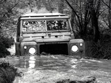Pictures of Land Rover Series III 109 Stage 1 1979–85