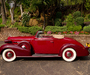 LaSalle Convertible Coupe (36-5067) 1936 wallpapers