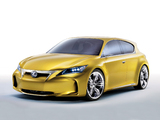 Lexus LF-Ch Compact Concept 2009 wallpapers