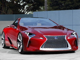 Photos of Lexus LF-LC Concept 2011
