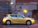 Lexus CT 200h ZA-spec 2014 images