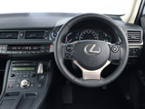 Lexus CT 200h ZA-spec 2014 photos