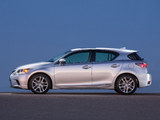Lexus CT 200h 2014 pictures