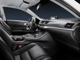 Pictures of Lexus CT 200h EU-spec 2010–14