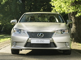 Images of Lexus ES 250 ZA-spec 2013