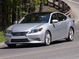 Lexus ES 350 2012 photos