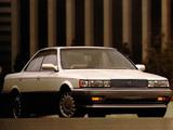 Photos of Lexus ES 250 1989–91