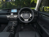 Photos of Lexus ES 250 ZA-spec 2013