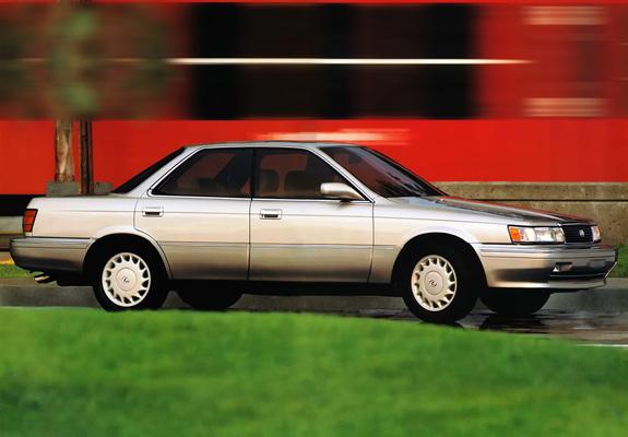 Pictures Of Lexus Es 250 1989 91