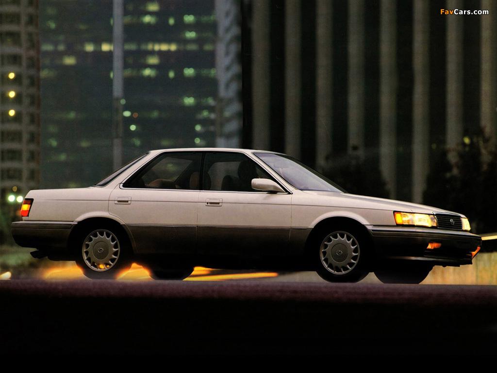 Wallpapers Of Lexus Es 250 1989 91 1024x768