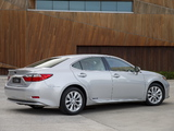 Wallpapers of Lexus ES 300h AU-spec 2013