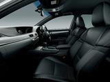 Lexus GS 450h F-Sport JP-spec 2012 pictures