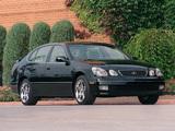 Pictures of Lexus GS 400 1998–2000