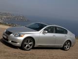 Pictures of Lexus GS 430 EU-spec 2005–08