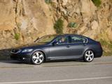 Pictures of Lexus GS 350 2008–11