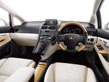Lexus HS 250h JP-spec (ANF10) 2012 wallpapers